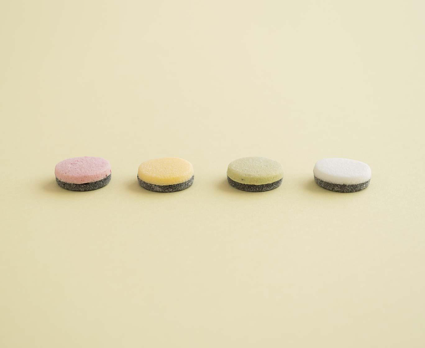 円 en 表裏マシュマロ